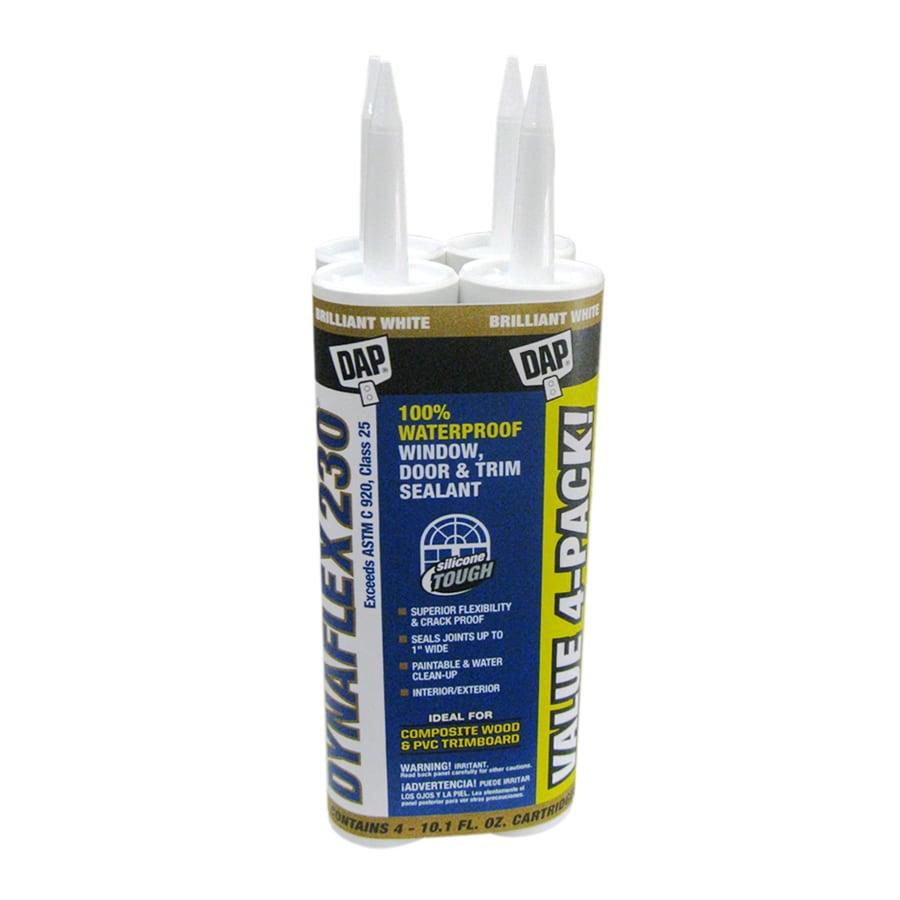 DAP DYNAFLEX 229 40.4-oz White Paintable Caulk