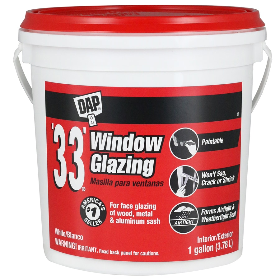 DAP Glazing (Ready-to-Use)