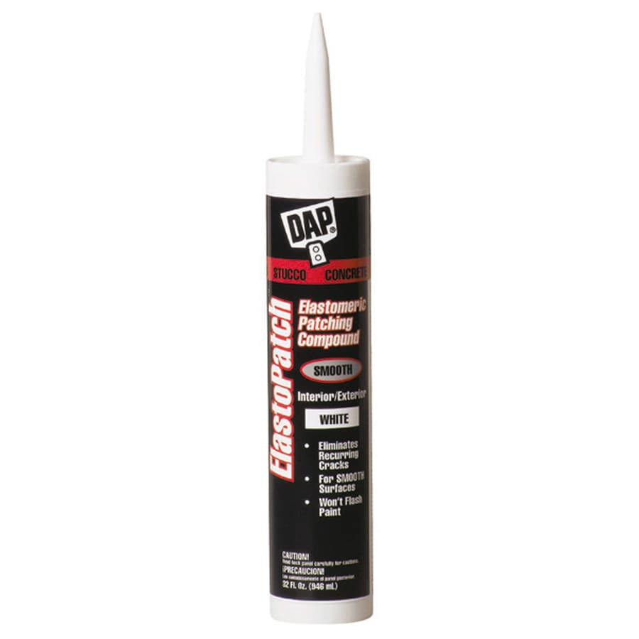 DAP 10.1-oz White Patching Compound