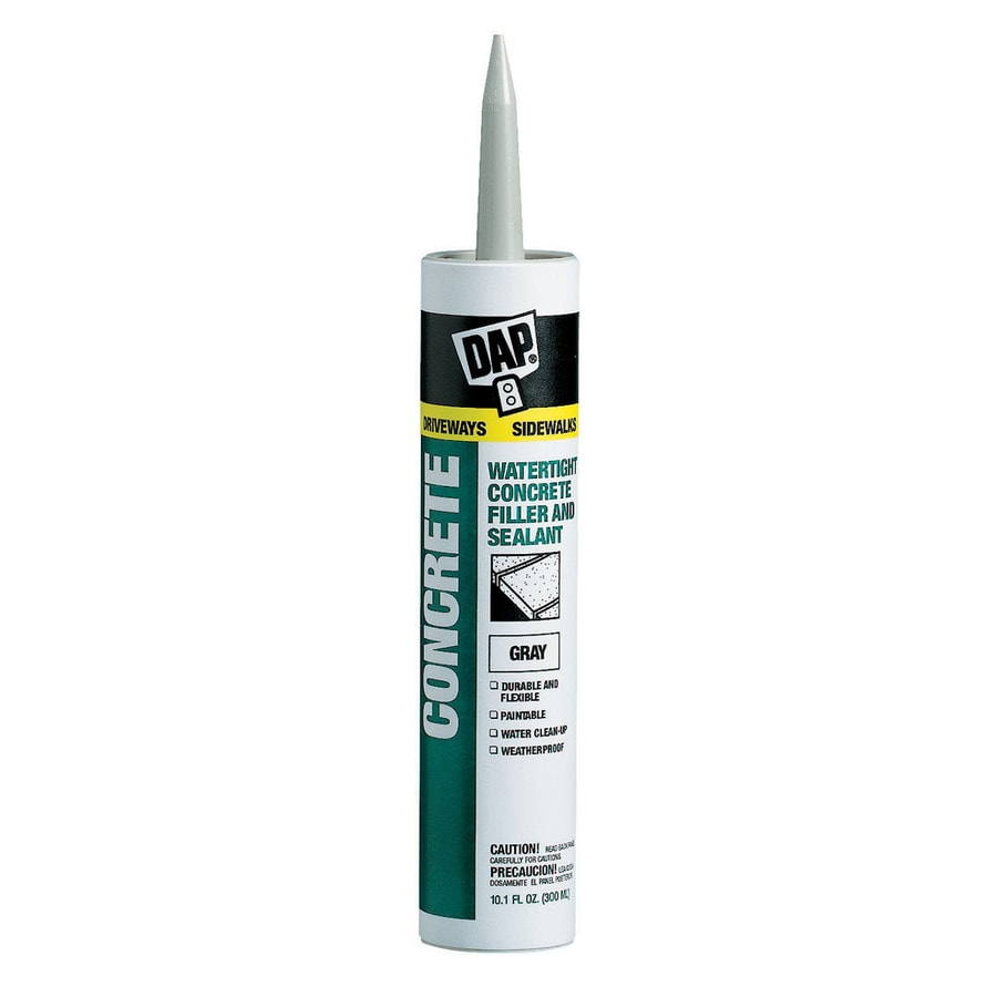 Shop Dap 10 1 Fl Oz Gray Paintable Latex Caulk At Lowes Com