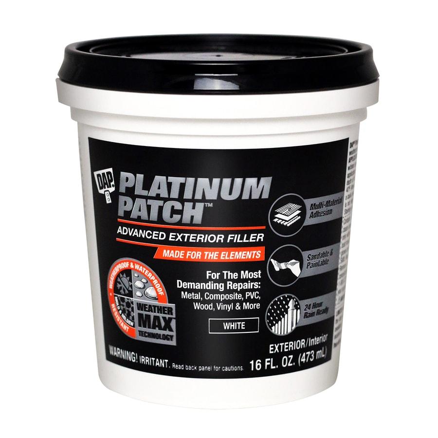 DAP  1 gal Indoor and Outdoor  Stucco Patch