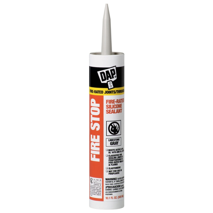 DAP 10.1-fl oz High-Temp Sealant