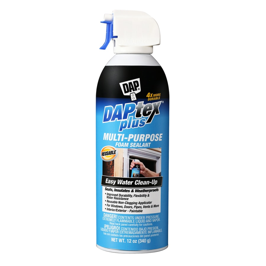 DAP 12-oz White Paintable Specialty Caulk