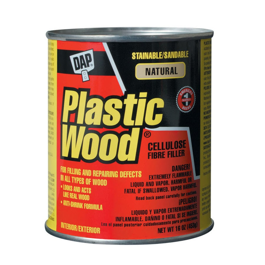 Shop Dap Plastic 16 Oz Wood Filler At Lowes Com