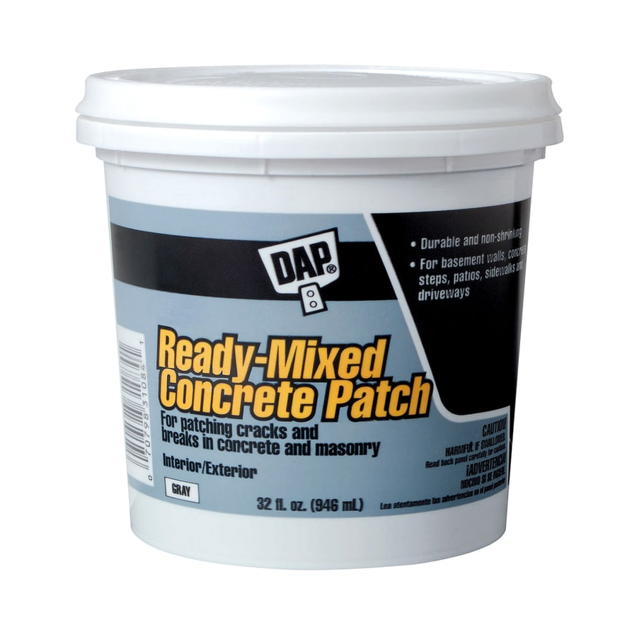 DAP 32-oz Gray Concrete Patch