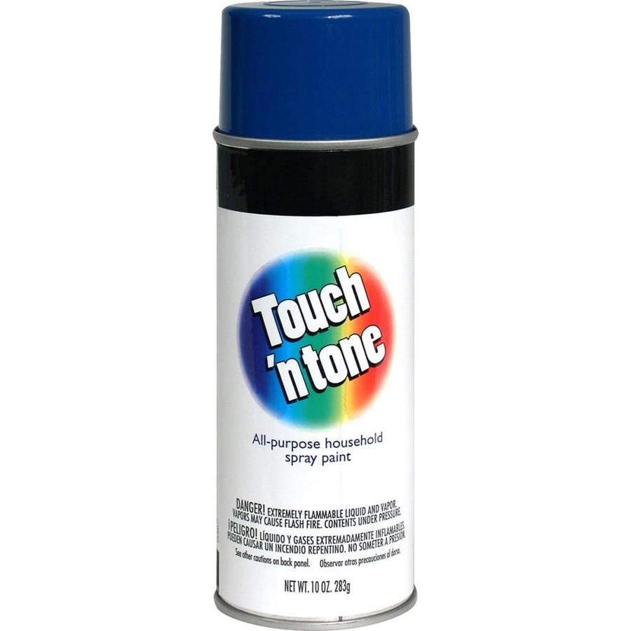 Rust-Oleum Touch N Tone Royal Blue Enamel Spray Paint (Actual Net Contents: 10-oz)