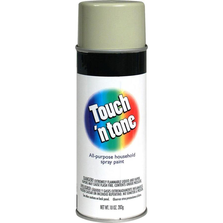 Shop Rust Oleum Touch N Tone Antique White General Purpose Spray Paint Actual Net Contents 10