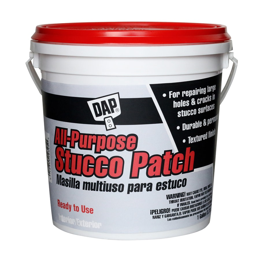 DAP 168-oz All-Purpose Stucco Patch Ready-To-Use