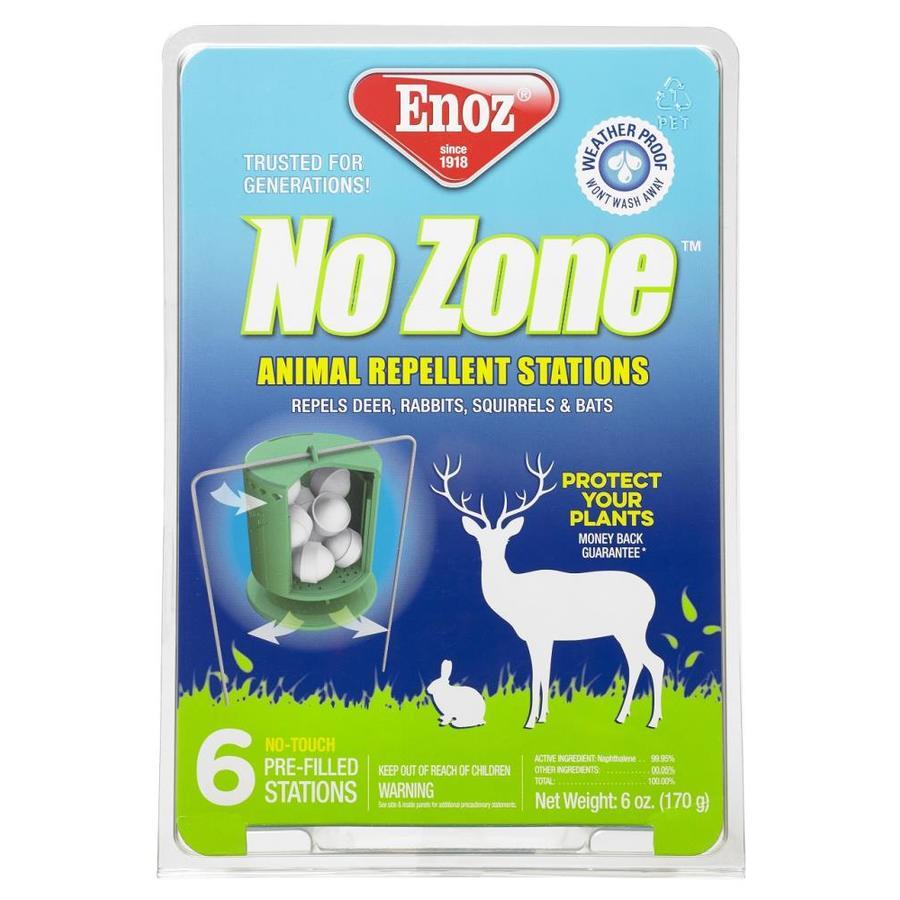 Enoz Zone 6-oz Animal Repellent Station
