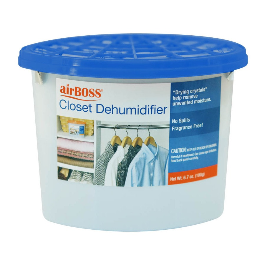 Shop Airboss Fragrance Free Moisture Absorber At