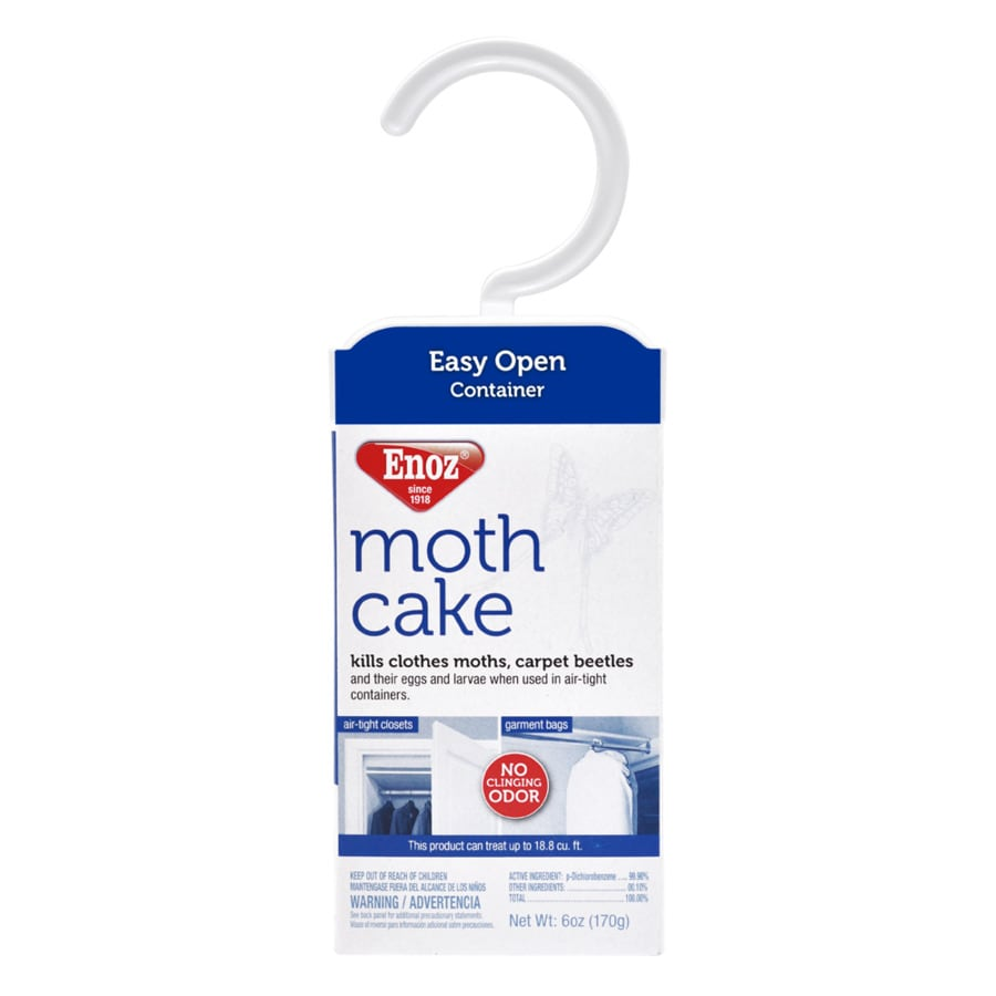 Enoz Moth Block 6-oz Moth Prevention