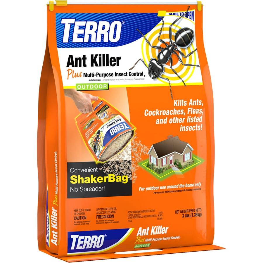Terro 3lb Ant Killer Plus 3 Lb Ant Killer In The Pesticides Department At Lowes Com