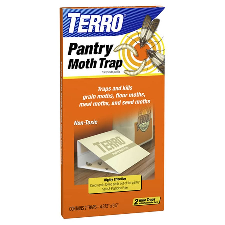 TERRO 2-Count Disposable Moth Traps