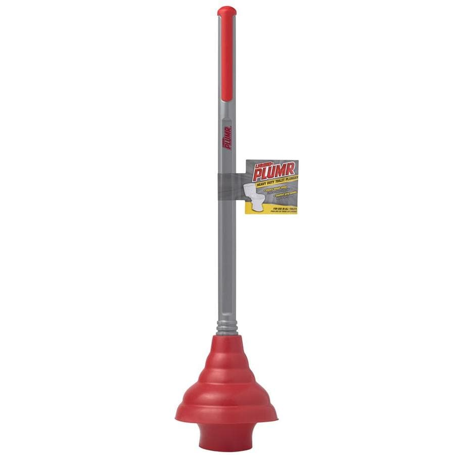shop liquid plumr 6 in dia rubber plunger with 18 in handle at. Black Bedroom Furniture Sets. Home Design Ideas