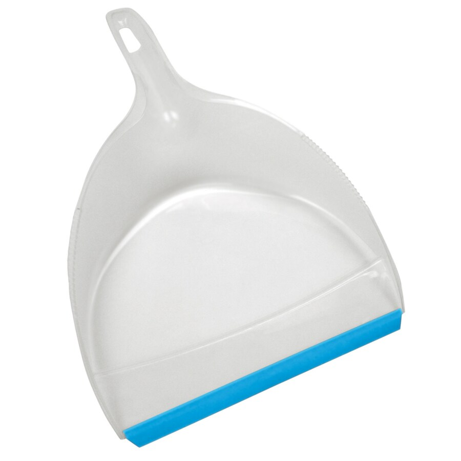 Style Selections Plastic Handheld Dustpan