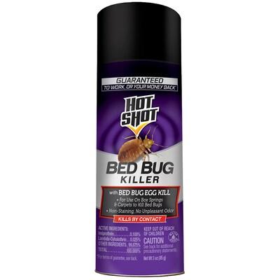 Hot Shot 3-oz Bed Bug Killer at Lowes com