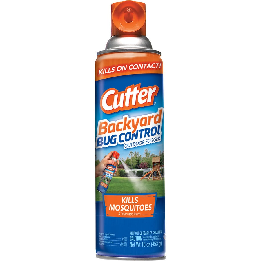 Shop Cutter 16-oz Backyard Bug Control Outdoor Fogger at ...