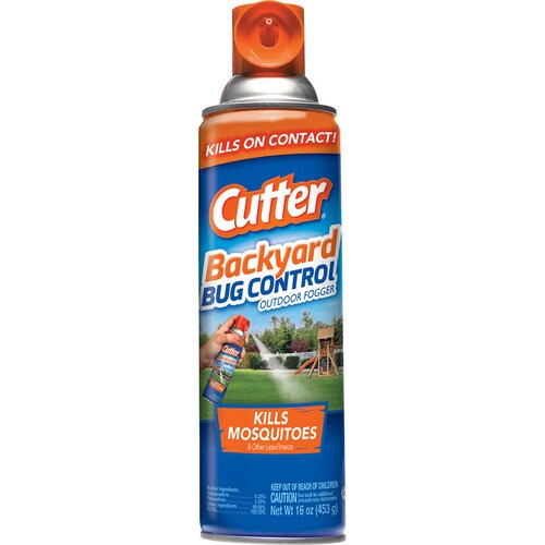 Cutter Backyard Mosquito and Bug Control 16-oz at Lowes.com