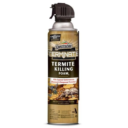 Spectracide Terminate 16 Oz Termite Killer In The Pesticides Department At Lowes Com