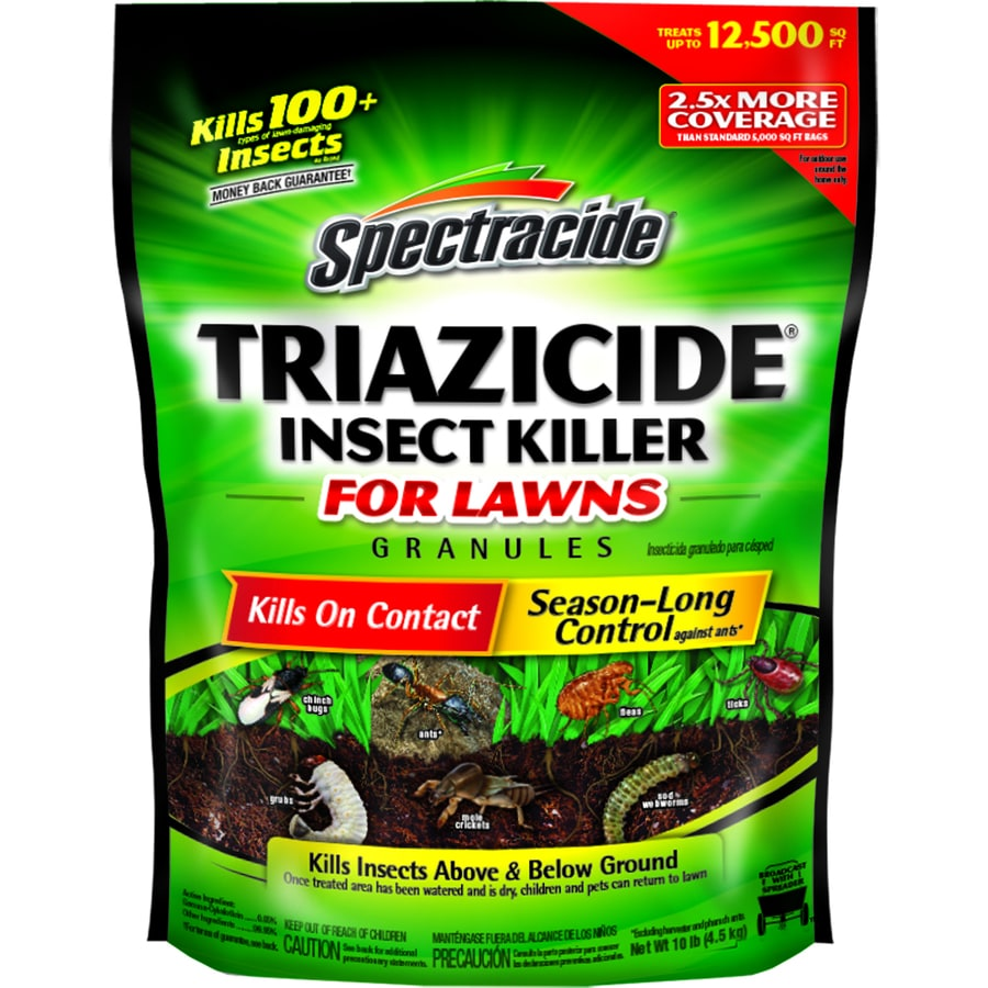 Spectracide Triazicide For Lawns Granules 10-lb Insect