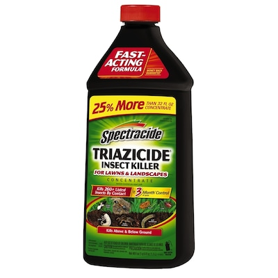 Spectracide Triazicide For Lawns and Landscapes 40-fl oz ...