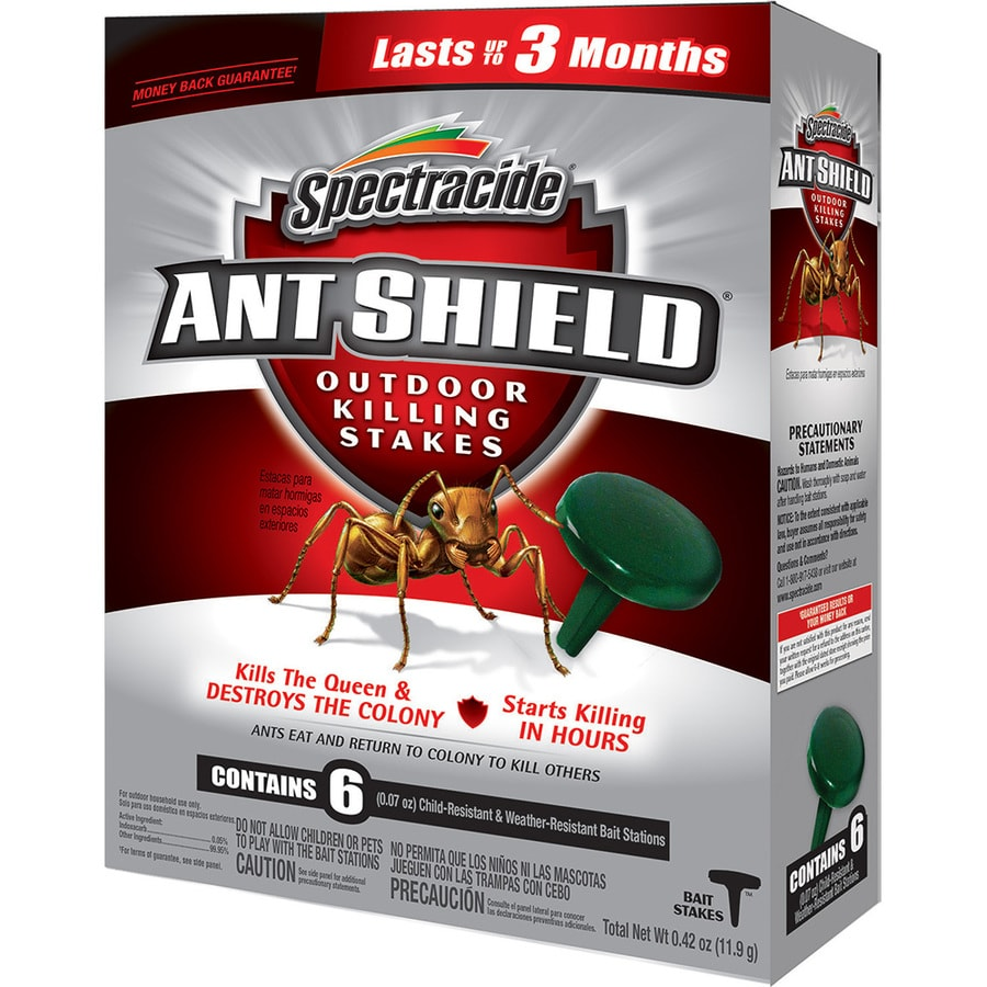 Spectracide Ant Shield 6-Count Ant Bait Station