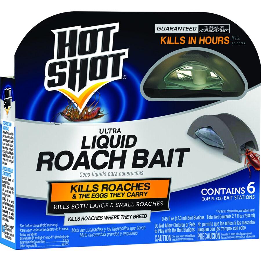 hot shot roach bait coupons