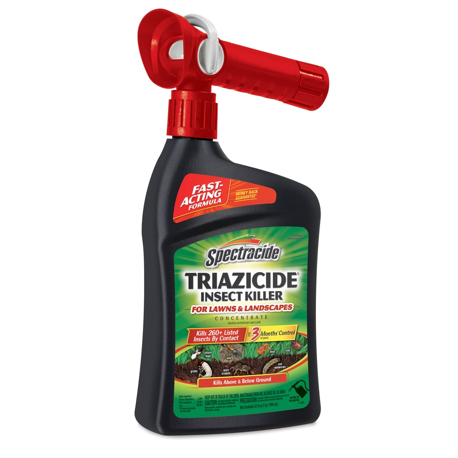 Spectracide Triazicide Lawn and Landscape 32-fl oz Insect Killer