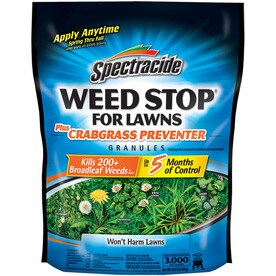 Spectracide Weed Stop For Lawns 10 Pound S Plus Crabgr Control
