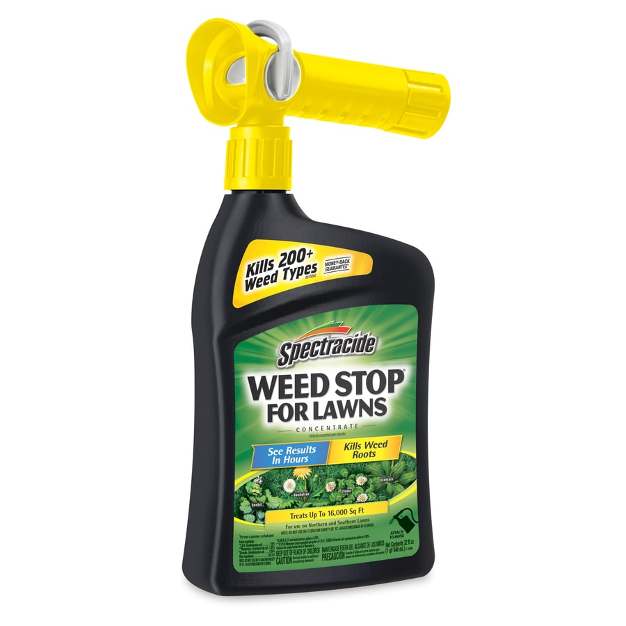 Spectracide 32 Oz. Ready-to-Spray Weed Stop for Lawns