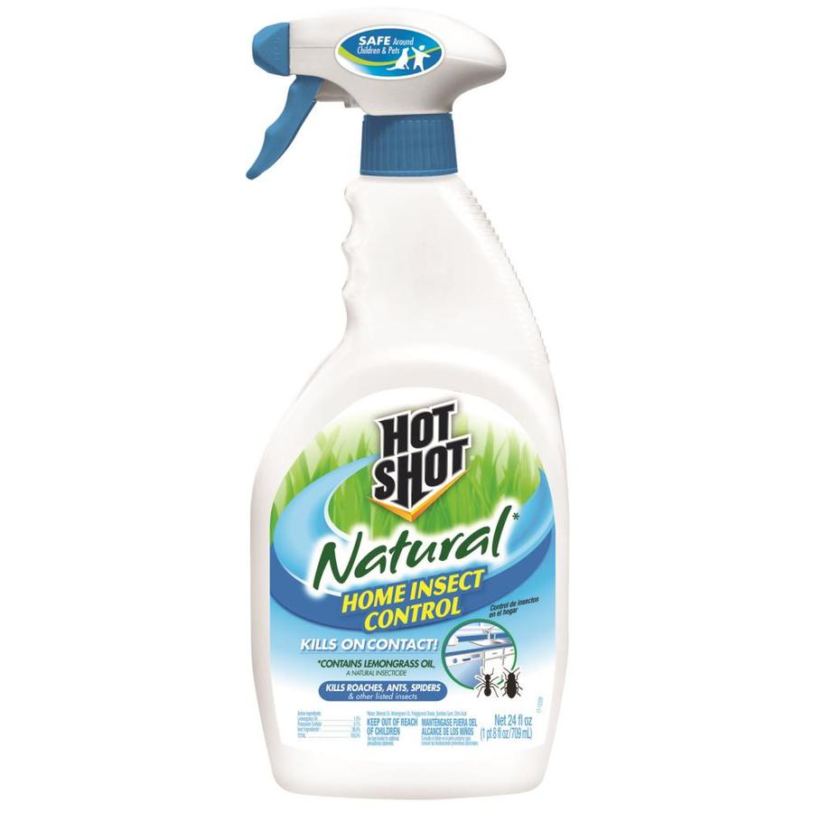 Hot Shot Natural Home Insect Control Insect Killer