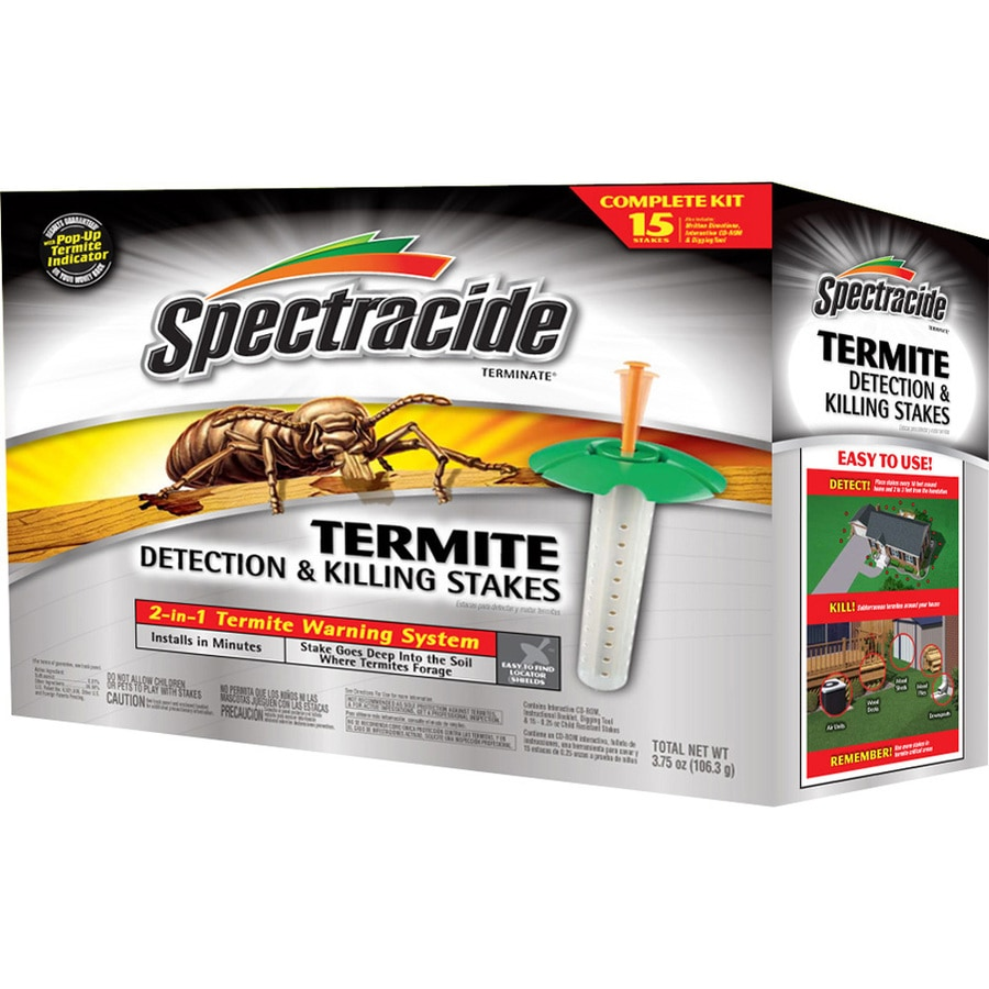 Spectracide Terminate 15-ct Termite Detection & Killing Stakes