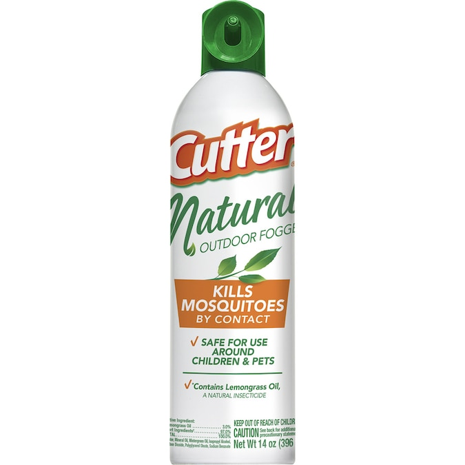 Cutter Natural Outdoor 14-oz In The Pesticides Department