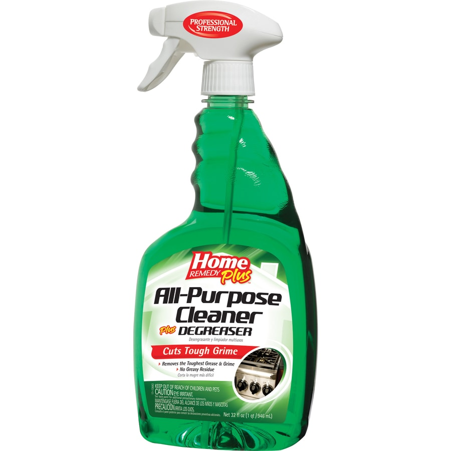 shop home remedy plus 32 oz all purpose cleaner at. Black Bedroom Furniture Sets. Home Design Ideas