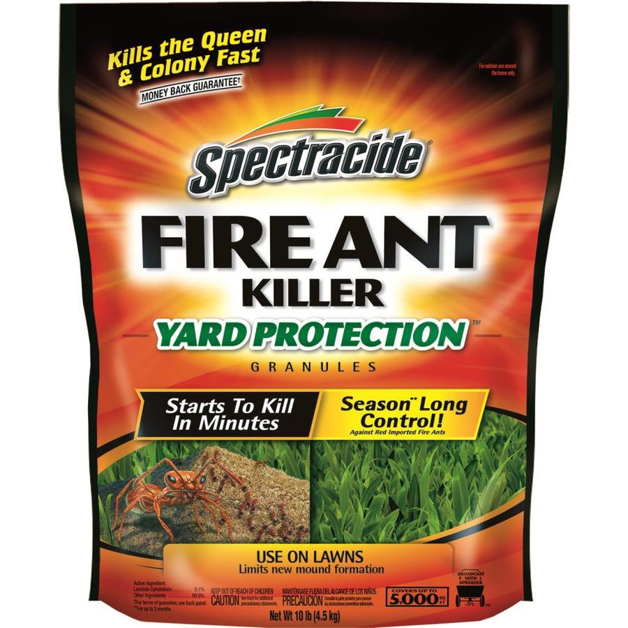 Spectracide Yard Protection 10-lb Fire Ant Killer
