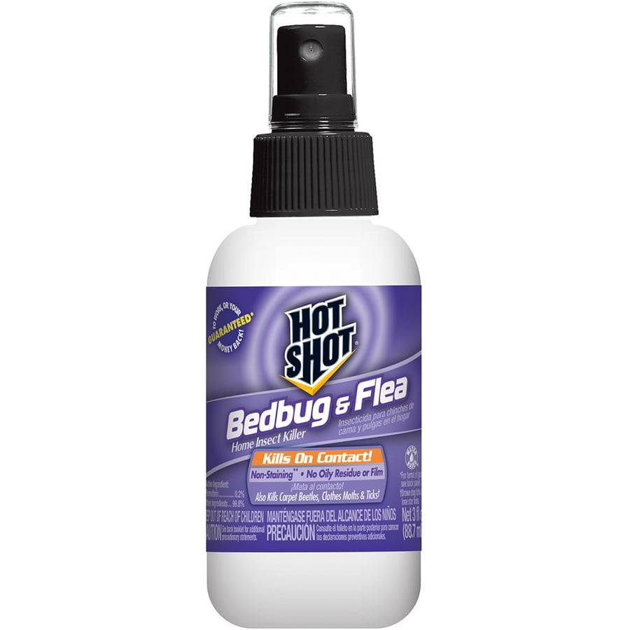 Hot Shot Bedbug and Flea Insect Killer