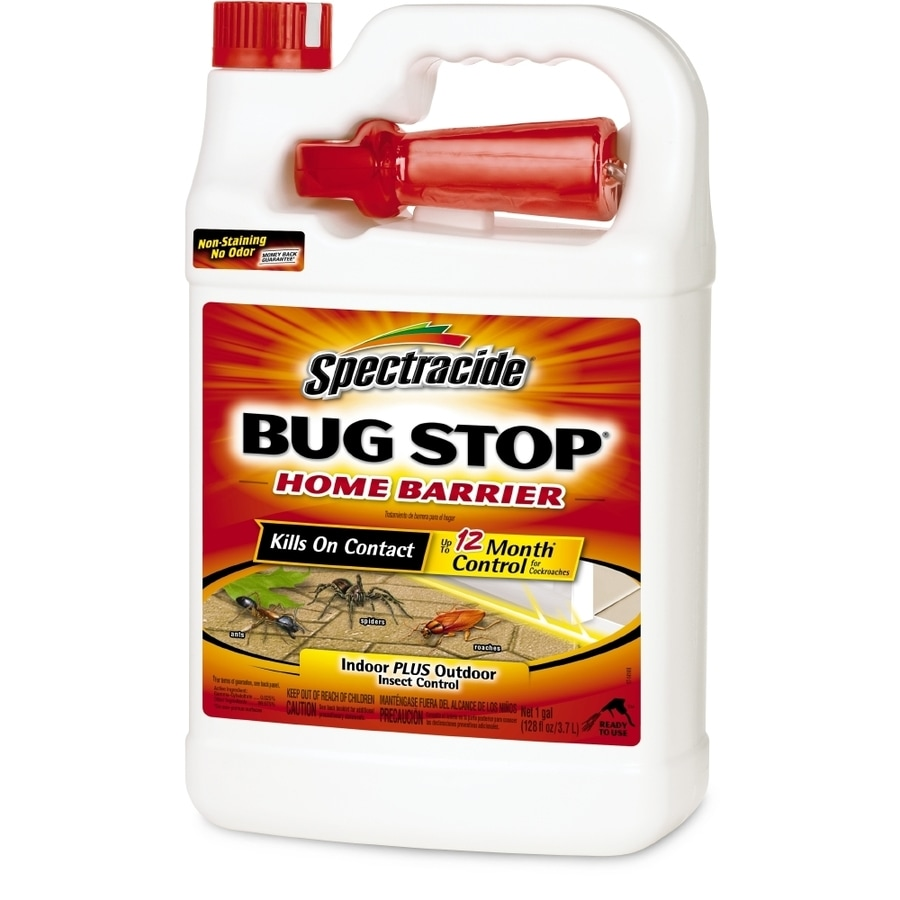 Spectracide Bug Stop Home Barrier 128-fl oz Insect Killer