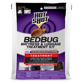Hot Shot Mattress and Luggage Treatment 1 Count Bed Bug Killer
