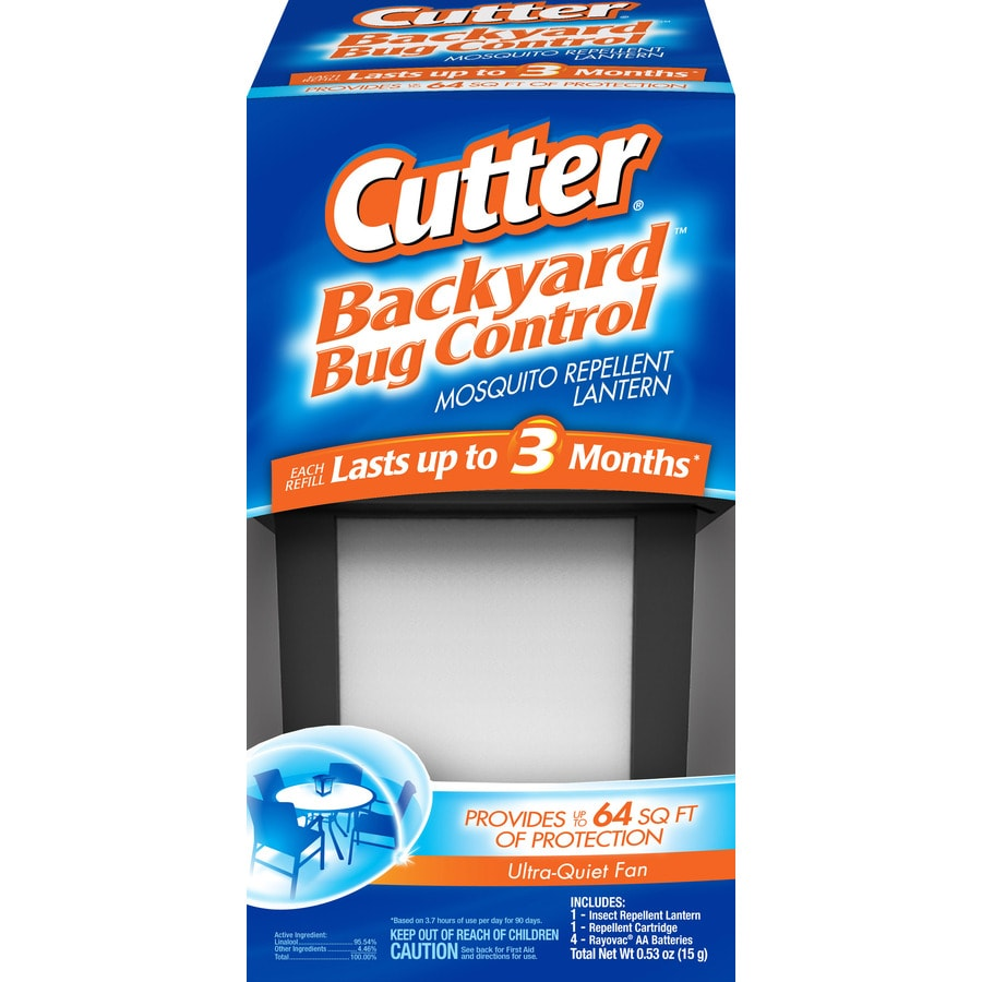 Cutter 1 Ct. Backyard Bug Control Mosquito Repellent Lantern