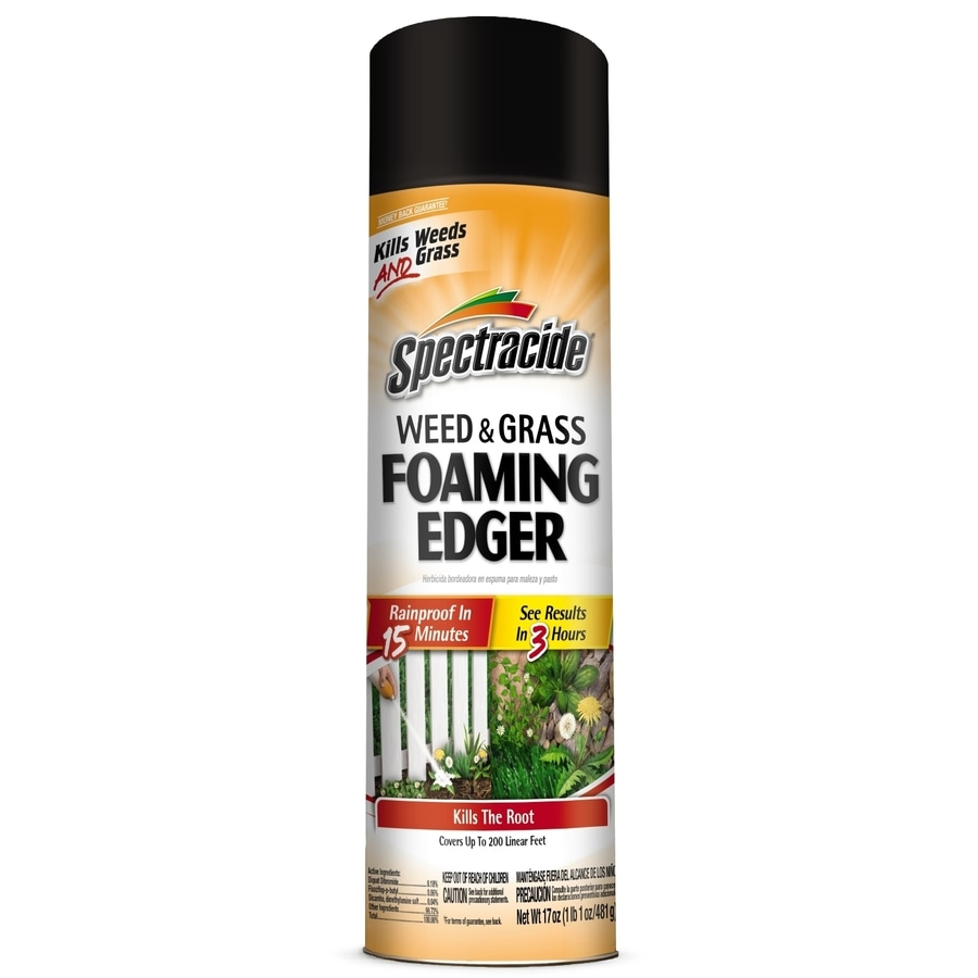 Spectracide Foaming 17-oz Weed and Grass Killer