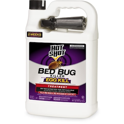 Bed Bug Bully Reviews >> Ready To Use 1 Gallon Ready To Use Bed Bug Killer Trigger Spray