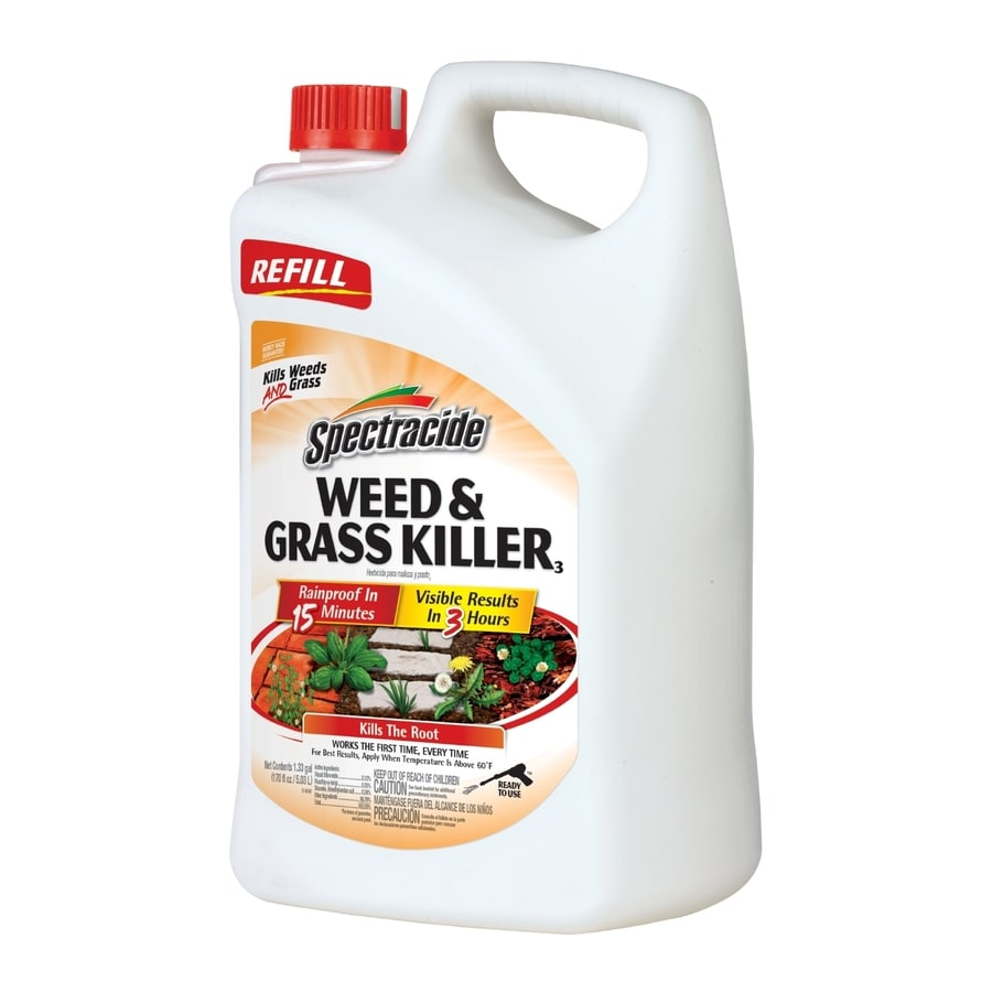 Spectracide Refill 1.3-Gallon Weed And Grass Killer