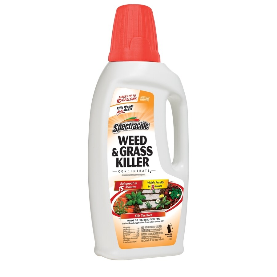 Spectracide Concentrate 32 fl oz Weed and Grass Killer