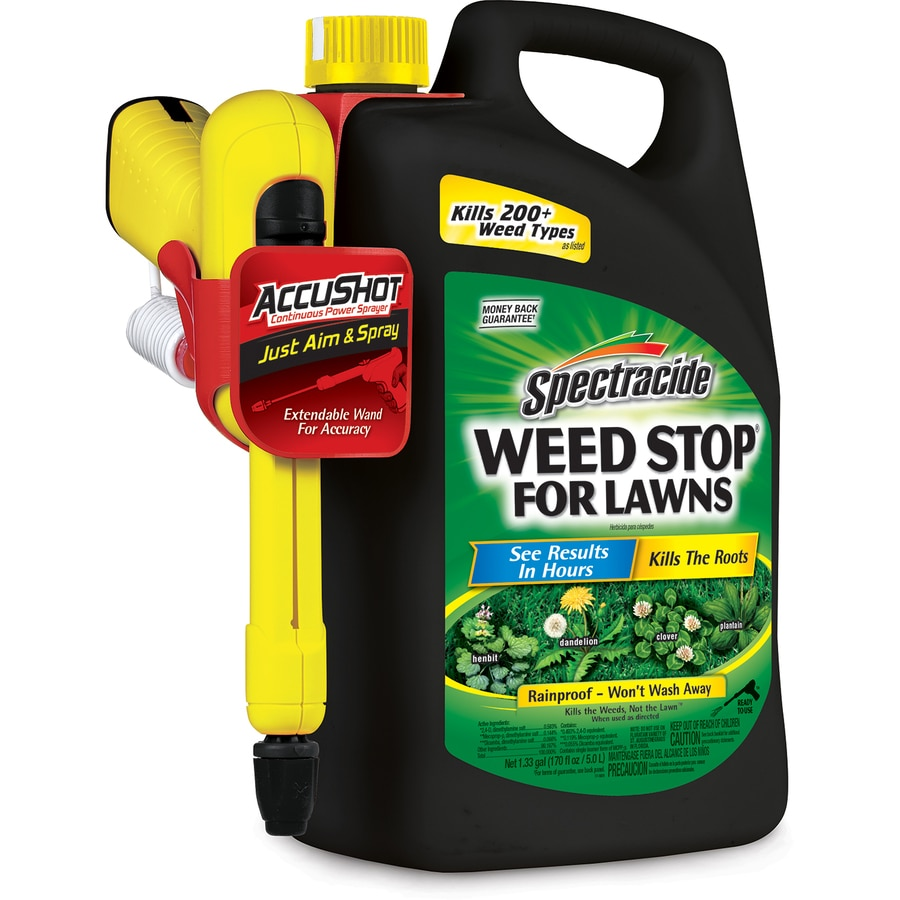 Spectracide Weed Stop For Lawns 1.3-Gallon Weed Killer