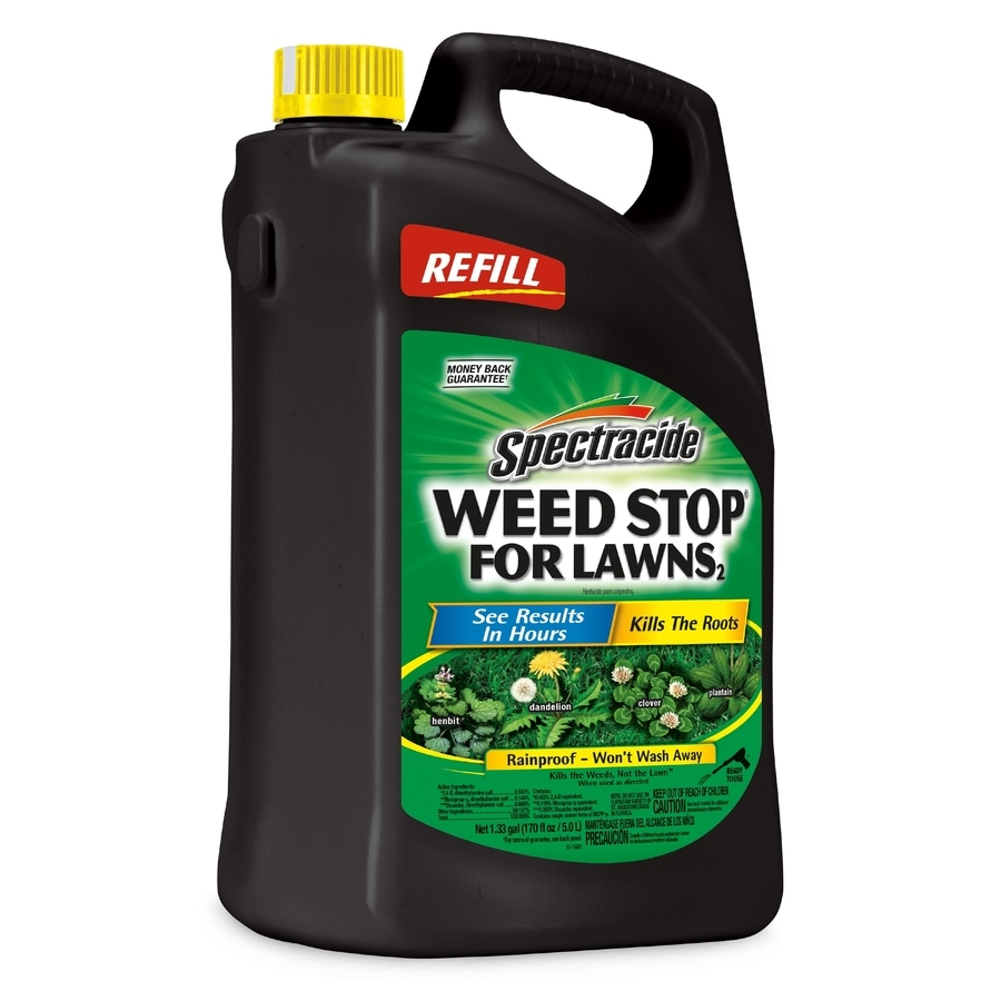 Spectracide Weed Stop for Lawns 1-Gallon Weed Killer