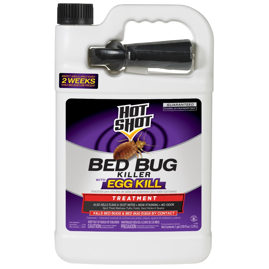 Hot Shot Ready-to-Use 128-fl oz Bed Bug Killer