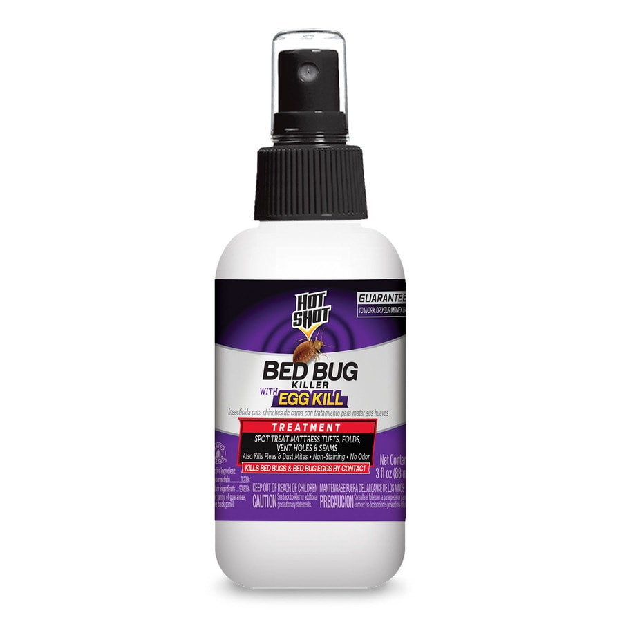 Bed Bug Treatment Spray Lowes