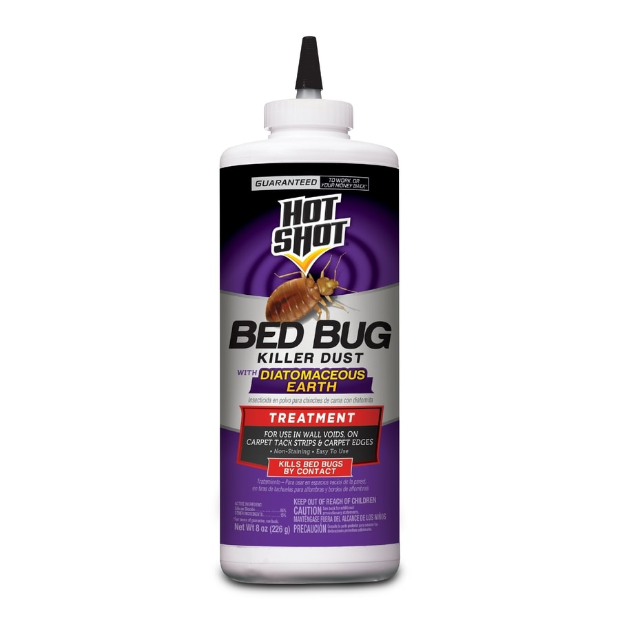 Hot Shot 8 Oz Bed Bug Killer At Lowescom