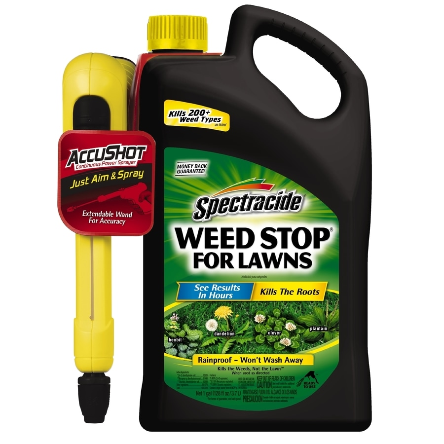 Spectracide Weed Stop for Lawns 128 fl oz Weed Killer