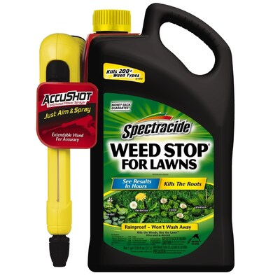 Spectracide Weed Stop For Lawns AccuSot Sprayer 1-Gallon